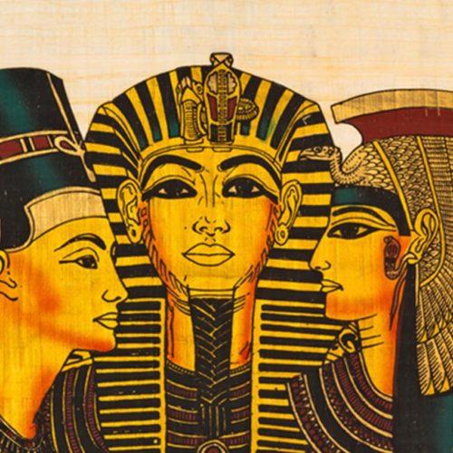 HISTORIA DEL PELO EN EL ANTIGUO EGIPTO