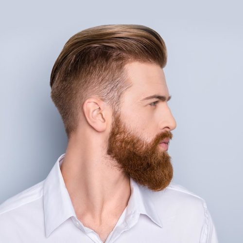 Las barbas, su origen: ¿Cómo surgieron?